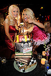 "Holly Madison helps celebrate the 21st birthday of Angelica ""Angel"" Porrino at TAO, May 6, 2010"