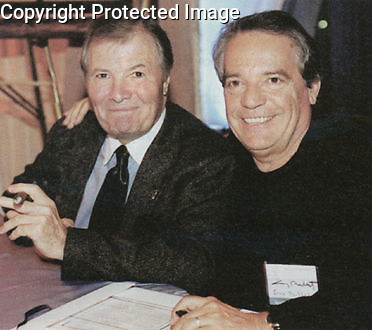 Jacques Pepin &amp; Guy Buffet<br /> Chicago, IL<br /> Ventura Foods LLC's MenuMasters Event