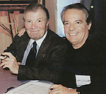 Jacques Pepin &amp; Guy Buffet<br />