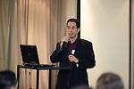 6.10.2013, Berlin, Amano Rooftop Conference Center. High-Tech Forum Berlin. Elad Leschem