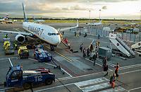 Ryanair, Dublin Airport, Dublin, Ireland