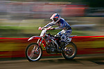 Antonio Balbi (965) competes on the course at the Unadilla Valley Sports Center in New Berlin, New York on July 16, 2006, during the AMA Toyota Motocross Championship.