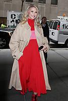 APR 19 Christie Brinkley at Megyn Kelly Today