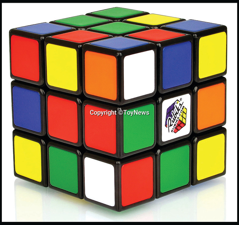 BNPS.co.uk (01202 558833)<br /> Pic: ToyNews/BNPS<br /> <br /> ***Please Use Full Byline***<br /> <br /> Rubik's Cube: Number 6. <br /> <br /> A unique survey has revealed the top 50 greatest toys of all time according to the bosses of Britain's biggest toy companies. <br /> <br /> For the first time, toy experts from across the country have come together to cast their votes on the toys they think have shaped the industry over the last 50 years.<br /> <br /> Executives from 100 toy companies took part in the survey, carried out by industry bible ToyNews for a bumper edition launched at the London Toy Fair.