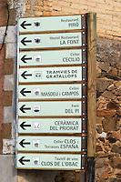 Celler Cecilio, Masdeu i Campos, Clos i Terrases Espana, Clos de l'Obac. Priorato, Catalonia, Spain