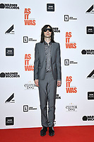 LONDON, ENGLAND - JUNE 6: Bobby Gillespie attending the premiere of 'Liam Gallagher: As It Was' at Alexandra Palace on June 6, 2019 in London, England.<br /> CAP/MAR<br /> ©MAR/Capital Pictures