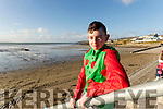 Dingle Jockey Ben Kennedy at Ballyheigue Races on New Years Day.