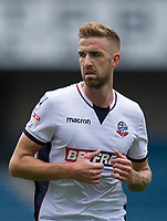 Bolton Wanderers' Mark Beevers<br /> <br /> Photographer Ashley Western/CameraSport<br /> <br /> The EFL Sky Bet Championship - Millwall v Bolton Wanderers - Saturday August 12th 2017 - The Den - London<br /> <br /> World Copyright &not;&copy; 2017 CameraSport. All rights reserved. 43 Linden Ave. Countesthorpe. Leicester. England. LE8 5PG - Tel: +44 (0) 116 277 4147 - admin@camerasport.com - www.camerasport.com