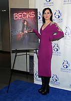 NEW YORK, NY - FEBRUARY 5: Lena Hall at the New York premiere of Becks At the Alamo Drafthouse Theater in Brooklyn, New York City on February 5, 2018. <br /> CAP/MPI99<br /> &copy;MPI99/Capital Pictures
