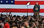 Trump, Marine One, November 5, 2017, Tokyo, Japan : U.S. Presidential Marine One is seen at the U.S. Yokota Air Base in Tokyo, Japan on November 5, 2017.