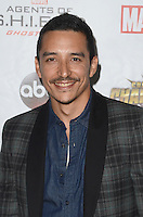 LOS ANGELES, CA - SEPTEMBER 19: Gabriel Luna at the premiere of ABC's 'Agents of Shield' Season 4 at Pacific Theatre at The Grove on September 19, 2016 in Los Angeles, California.  Credit: David Edwards/MediaPunch