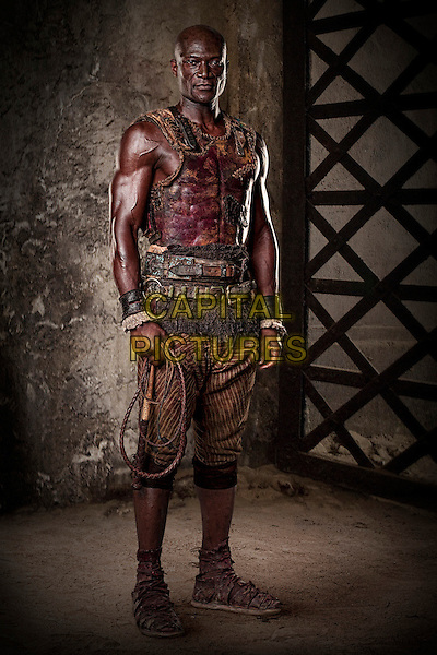 PETER MENSAH.in Spartacus: Blood and Sand.*Filmstill - Editorial Use Only*.CAP/FB.Supplied by Capital Pictures.