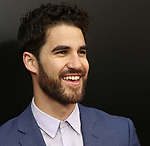 Darren Criss attends the Broadway Opening Day performance of 'Harry Potter and the Cursed Child Parts One and Two' at The Lyric Theatre on April 22, 2018 in New York City.