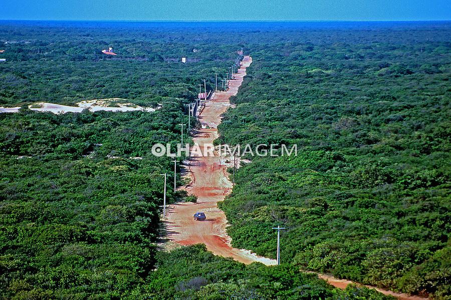 Vale do Jaguaribe, Ceará. 1993. Foto de Juca Martins.