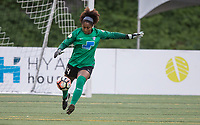 Seattle, WA - Saturday July 15, 2017: Abby Smith during a regular season National Women's Soccer League (NWSL) match between the Seattle Reign FC and the Boston Breakers at Memorial Stadium.