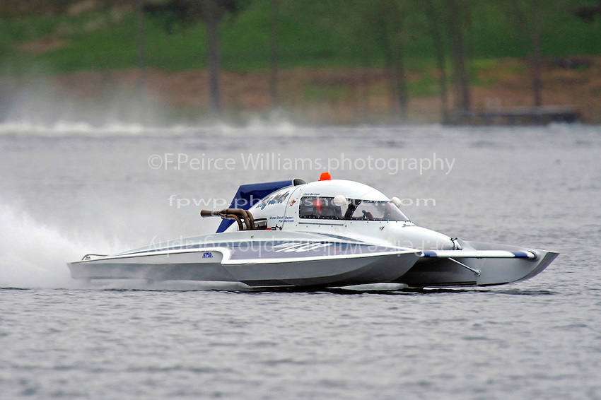 "Chris Bertram, NM-133 ""Hey Jude"" (National Mod hydroplane(s)"