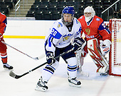 Teemu Pulkkinen (Finland - 20) (Bobkov) - Russia defeated Finland 4-0 at the Urban Plains Center in Fargo, North Dakota, on Friday, April 17, 2009, in their semi-final match during the 2009 World Under 18 Championship.