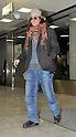 Johnny Depp, Mar 02, 2011 : Johnny Depp, Japan, March 2, 2011 : Actor Johnny Depp arrives at Narita International Airport in Chiba prefecture, Japan, on March 2, 2011.