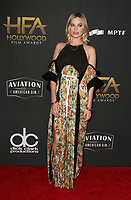 BEVERLY HILLS, CA - NOVEMBER 5: Margot Robbie, at The 21st Annual Hollywood Film Awards at the The Beverly Hilton Hotel in Beverly Hills, California on November 5, 2017. Credit: Faye Sadou/MediaPunch