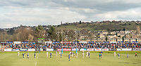 Picture by Allan McKenzie/SWpix.com - 25/03/2018 - Rugby League - Betfred Championship - Batley Bulldogs v Featherstone Rovers - Heritage Road, Batley, England - A general view of Heritage Road where Batley play Featherstone.