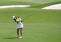 Minjee Lee (AUS) in action on the 9th during Round 3 of the HSBC Womens Champions 2018 at Sentosa Golf Club on the Saturday 3rd March 2018.<br /> Picture:  Thos Caffrey / www.golffile.ie<br /> <br /> All photo usage must carry mandatory copyright credit (&copy; Golffile   Thos Caffrey)