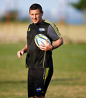 Assistant coach Jason Holland during the Hurricanes training session at  Northwood High School Durban North in Durban, South Africa on Tuesday, 28 May 2019. Photo: Steve Haag / stevehaagsports.com