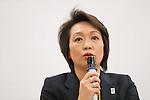 Seiko Hashimoto (JPN), APRIL 22, 2013 : The Building up Team Japan 2013 for Sochi at Ajinomoto NTC, Tokyo, Japan. (Photo by AFLO SPORT) [1156]