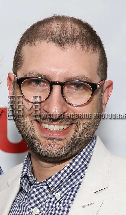 Adam Bernstein attends the World Premiere of Hamish Linklater's 'The Whirligig' at Green Fig's Social Drink and Food Club Terrace on May 21, 2017 in New York City.