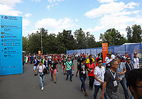 Fans auf dem Weg ins Luschniki Stadion - 20.06.2018: Portugal vs. Marokko, Gruppe B, 2. Spieltag, Luschniki Stadion Moskau