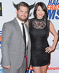 Jack Osbourne an dfiance at The 19th ANNUAL RACE TO ERASE MS GALA held at The Hyatt Regency Century Plaza Hotel in Century City, California on May 18,2012                                                                               © 2012 Hollywood Press Agency