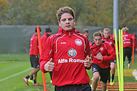 14.11.2013: Eintracht Frankfurt Training