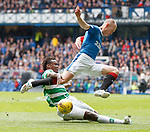 Dedryck Boyata and Kenny Miller