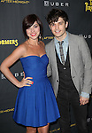 Krista Rodriguez and Andy Mientus attending the Broadway Opening Night Performance of 'The Performers' at the Longacre Theatre in New York City on 11/14/2012