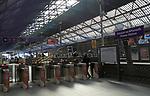 Pearse railway station, Dublin city centre, Ireland, Republic of Ireland