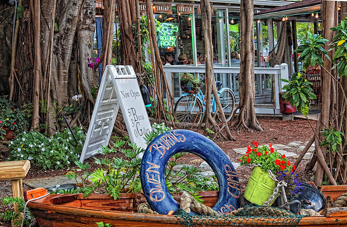 Owen's Fish Camp is located on Burns Lane in Sarasota. A must stop by destination for seafood.