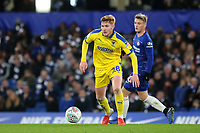 Alfie Egan of AFC Wimbledon in action during Chelsea Under-21 vs AFC Wimbledon, Checkatrade Trophy Football at Stamford Bridge on 4th December 2018