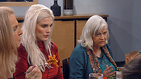 India Willoughby, Ann Widdecombe and Ashley James.<br /> Celebrity Big Brother 2018 - Day 2<br /> *Editorial Use Only*<br /> CAP/KFS<br /> Image supplied by Capital Pictures