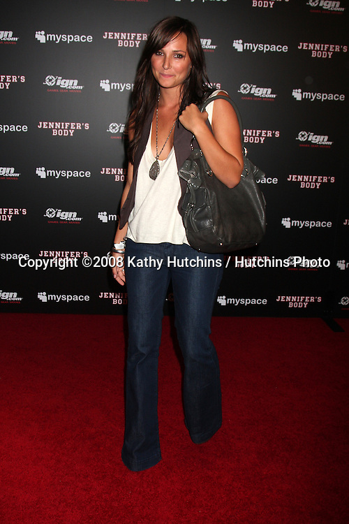 "Briana Evigan arriving at the  ""Jennifer's Body"" Comic-Con Party in the Kin Lounge at the  Manchester Grand Hyatt Hotel in San Diego, CA, United States  on July 23, 2009 .©2008 Kathy Hutchins / Hutchins Photo.."