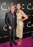 LOS ANGELES, CA. September 14, 2018: John Savage &amp; Blanca Blanco at the premiere for &quot;Colette&quot; at The Academy's Samuel Goldwyn Theatre.<br /> Picture: Paul Smith/Featureflash