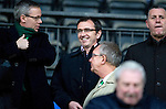 St Johnstone v Hibernian...26.11.11   SPL .All smiles for new Hibs boss Pat Fenlon.Picture by Graeme Hart..Copyright Perthshire Picture Agency.Tel: 01738 623350  Mobile: 07990 594431