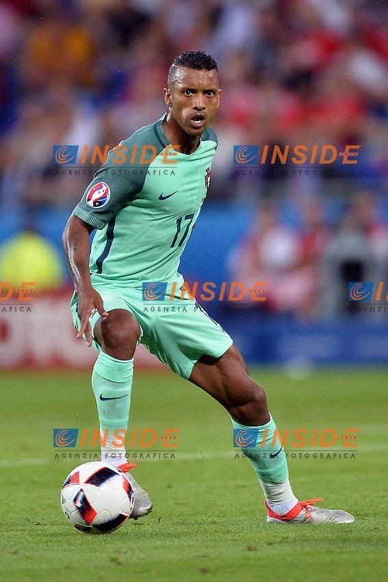 Nani (por)<br /> Lyon 06-07-2016 Stade de Lyon Football Euro2016 Portugal - Wales / Portogallo - Galles Semi-finals / Semifinali <br /> Foto Anthony BIBARD Panoramic / Insidefoto