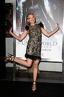 LOS ANGELES - FEB 24: Sanny Van Heteren at the premiere of Screen Gems' 'Underworld: Awakening' at Grauman's Chinese Theater on January 19, 2012 in Los Angeles, California
