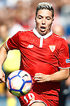 Sevilla FC's Samir Nasri during La Liga match. October 15,2016. (ALTERPHOTOS/Acero)