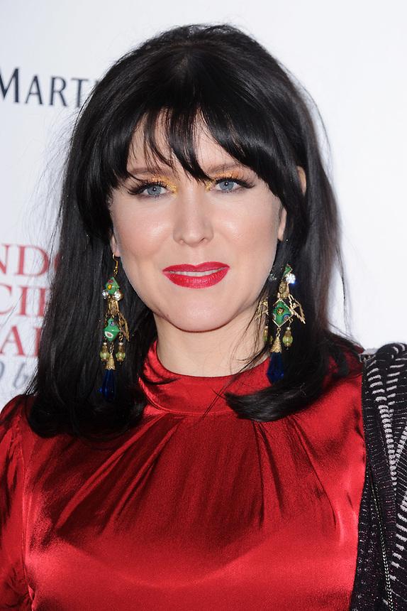 Alice Lowe<br /> arriving for the Critic's Circle Film Awards 2018, Mayfair Hotel, London<br /> <br /> <br /> ©Ash Knotek  D3374  28/01/2018