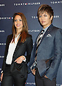 Jessica Alba, Gackt, Apr 16, 2012 :  attend 'Tommy Hilfiger' Omotesando Fkagship Store opening, 16 Apr 2012 Tokyo Japan [Total 12 pictures]