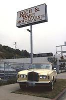 Rich And Rare Motorcars Newport Beach