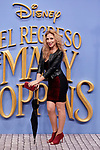 Roser attends to Mary Poppins Returns film premiere at Kinepolis in Pozuelo de Alarcon, Spain. December 11, 2018. (ALTERPHOTOS/A. Perez Meca)
