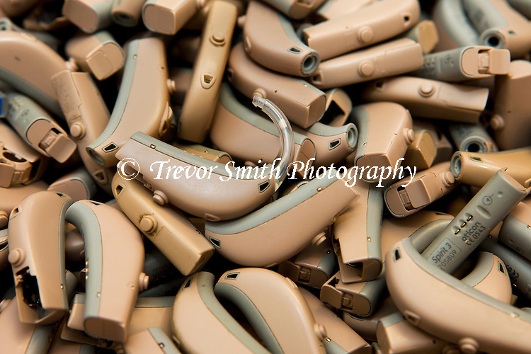 Hearing aids for recycling and to be sent to developing countries