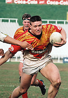Sheffield Eagles Players Stock Images
