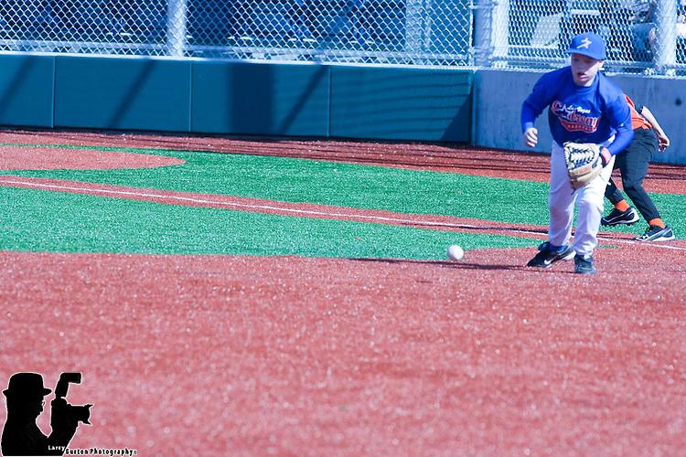 Youth Baseball tournament  Extreme vs Hawks 021310 Big League park Las Vegas